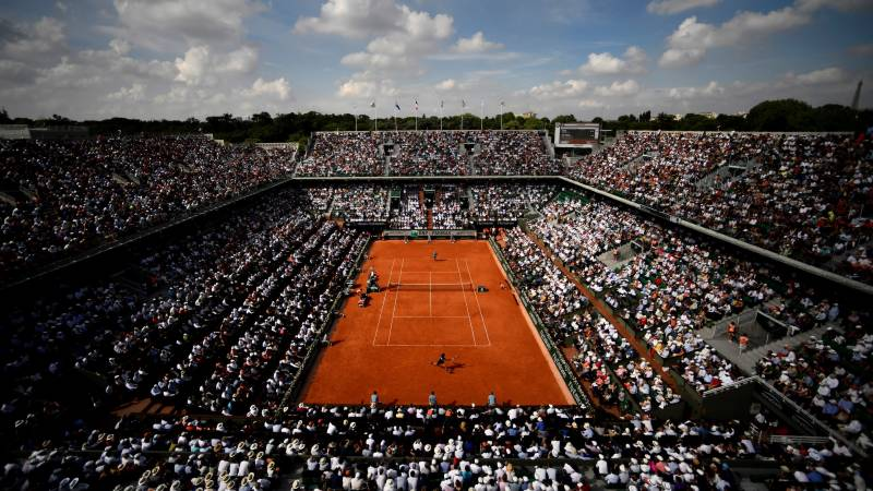 Tough blow' as French Open to allow just 1,000 fans a day