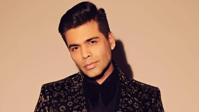 Bollywood filmmaker Karan Johar says he doesn't use drugs