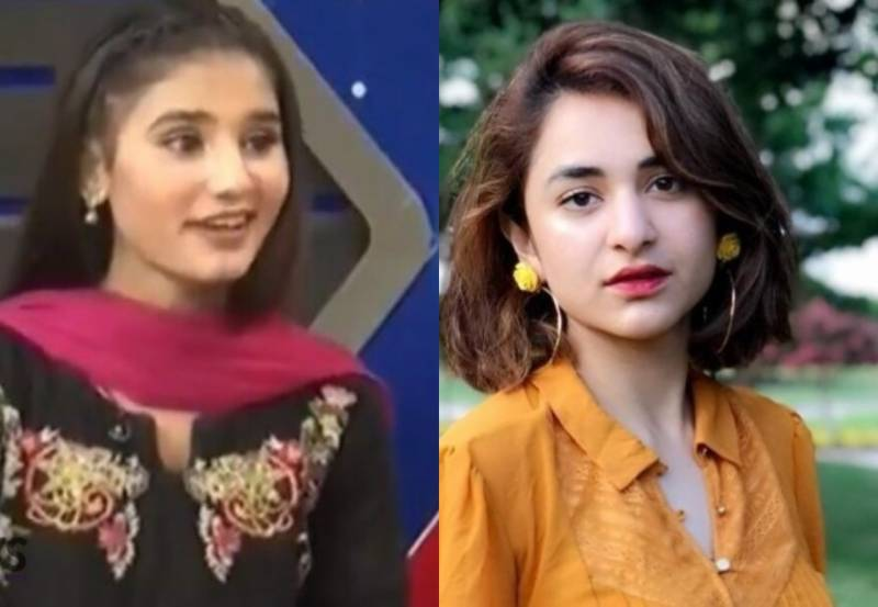 I am a big fan of Yumna Zaidi, says Nimra Ali