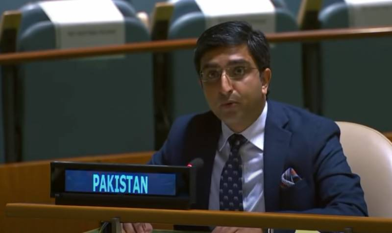 India knows a lot of terrorism, says Pakistan's response at UN