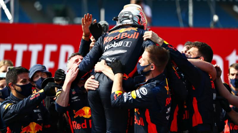 Verstappen surprises himself with front row seat at Sochi