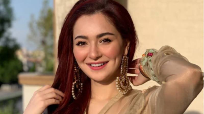 Hania Aamir wins hearts with singing skills as new video goes viral