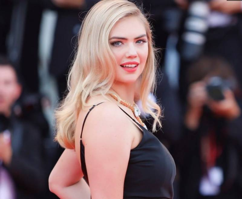 Supermodel Kate Upton crushes a glute-smashing workout