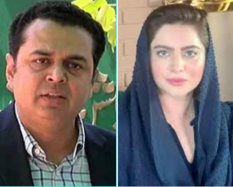 Talal Chaudhry, Ayesha Rajab's brothers opt for patch-up