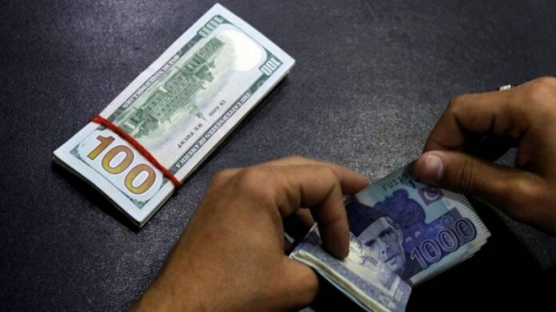 Dollar up by 36 paisas in early trading