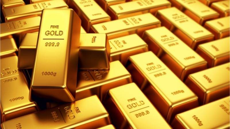 Gold prices increase Rs1400 per tola in Pakistan