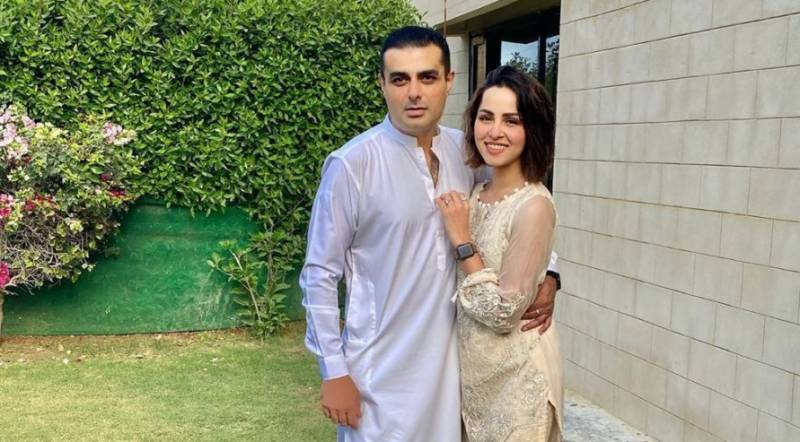 Nimra Khan sparks divorce rumours after deleting pictures of husband