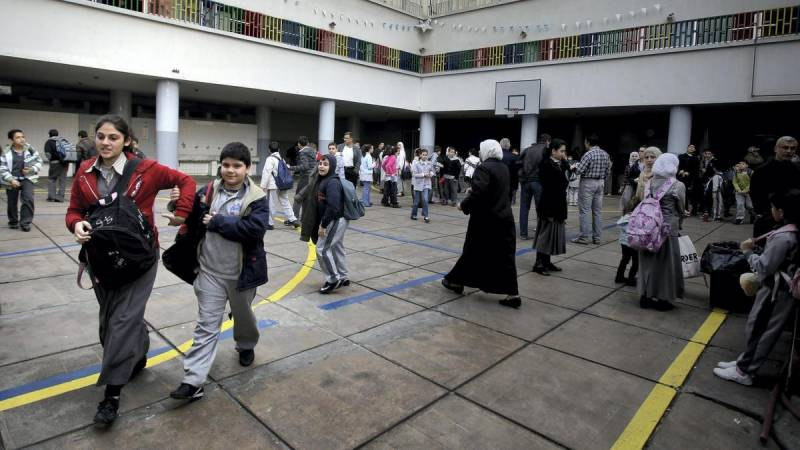 One in four Beirut children could miss school after blast