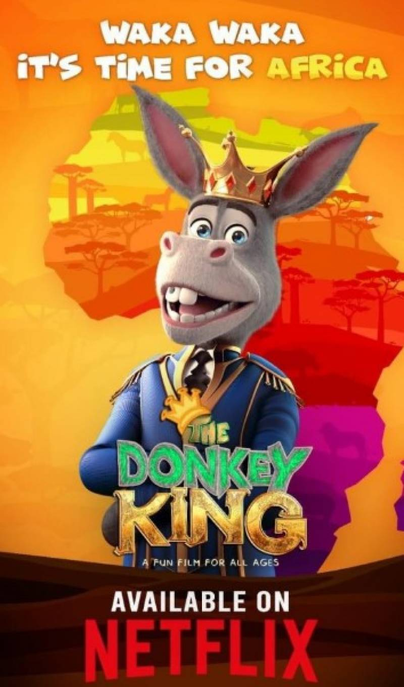 'The Donkey King' makes its way to Netflix