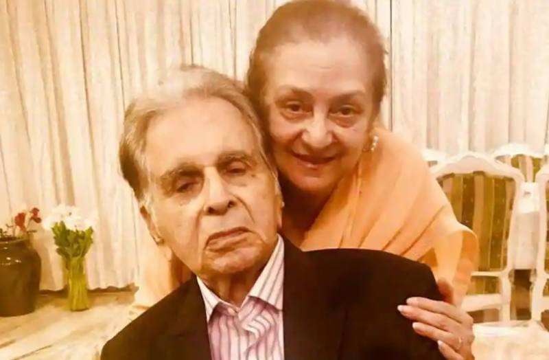 Dilip Kumar's wife lauds Pakistan's efforts to restore actor's Peshawar house