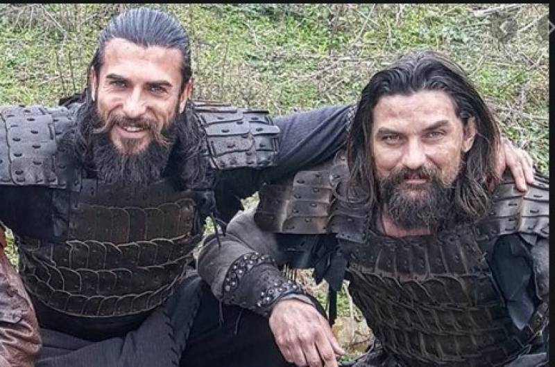 Ertugrul warriors become new face of Pakistani brand