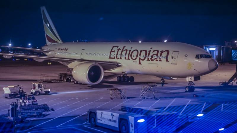Ethiopian Airlines rides out pandemic on strength of cargo boom