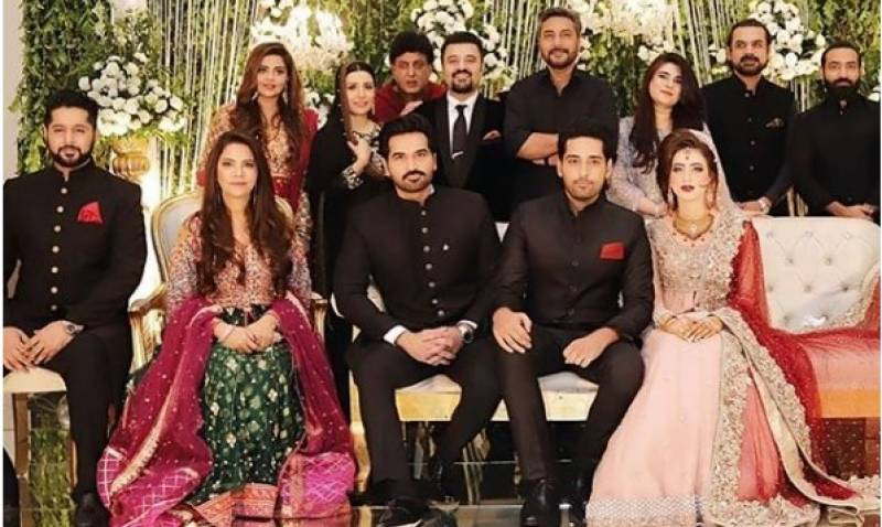 Humayun Saeed wishes his brother 'a happy married life'