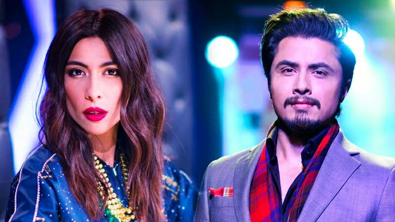Meesha, Iffat Omar and others booked over vilification of Ali Zafar