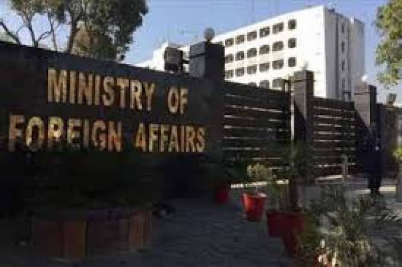 Pakistan rejects India's irresponsible remarks over GB elections