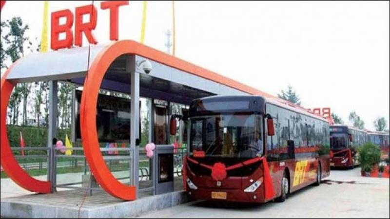 BRT Peshawar remains suspended, to be reopened on Oct 25