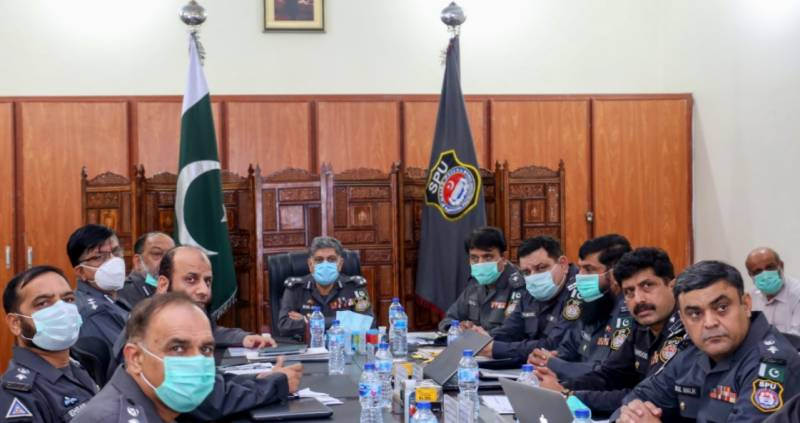 DIG Kamyana rules out compromise on security of CPEC workers