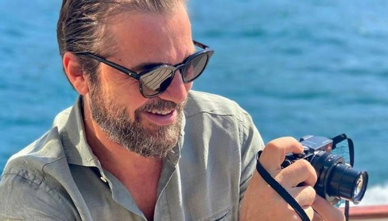 Ertugrul star Engin Altan is a passionate photographer