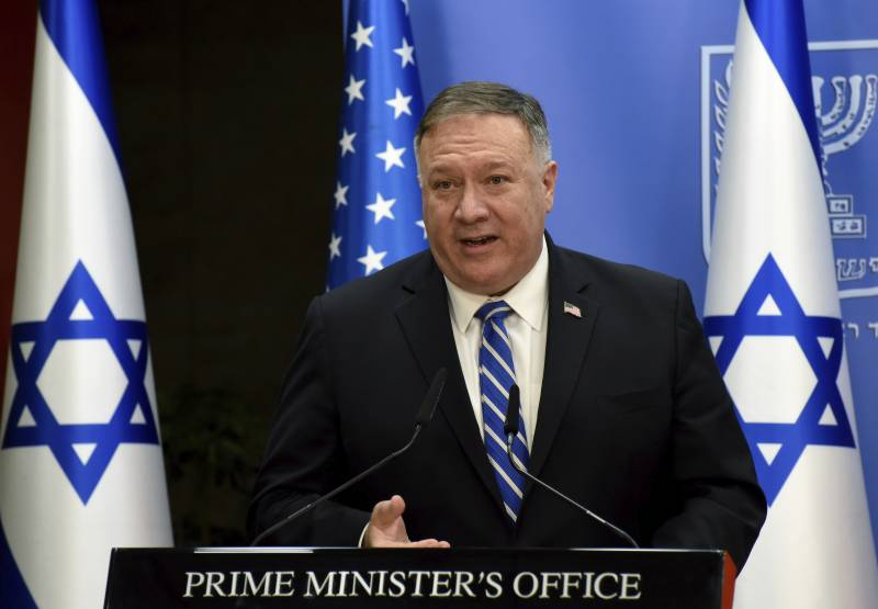 Pompeo calls for Greece-Turkey dialogue to ease tensions