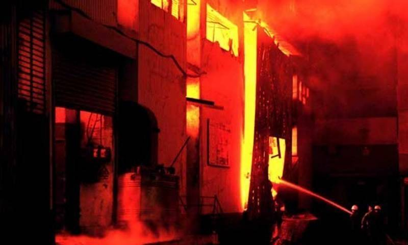 Baldia factory fire spurs new Germany law to fight labour abuses abroad