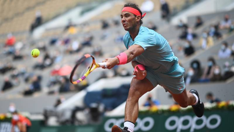 Nadal eases into Roland Garros third round with 95th Paris win