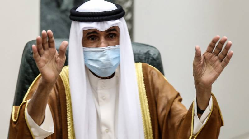 Kuwait swears in new emir after death of acclaimed ruler