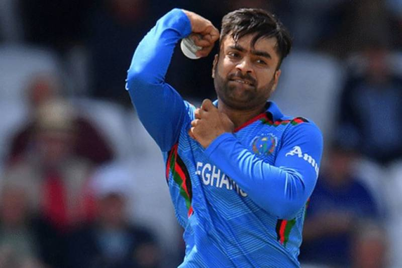 Spin hero Rashid Khan pays tribute to late mother, his 'biggest fan'