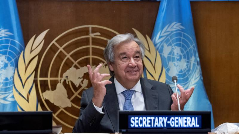 UN needs 'immediate infusion' of $15 bn for global vaccine fund