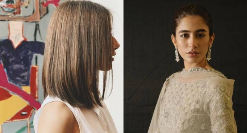 Actress Syra Yousuf amps up her style game with new haircut