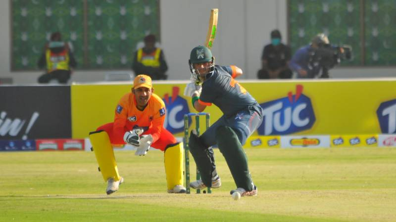 Balochistan beat Sindh in last over thriller in National T20 Cup First XI tournament