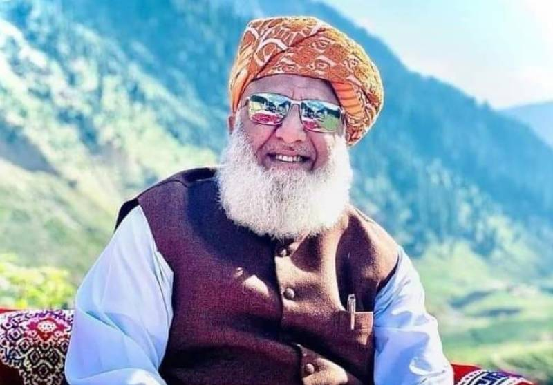 Maulana Fazl is warming up in Neelum Valley
