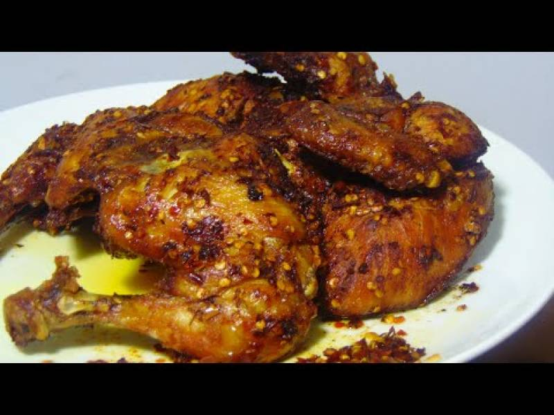 Tourists are crazy about Nathiagali's Chicken Patakha Roast