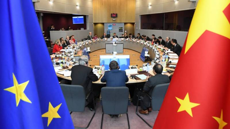 EU leaders to hold Berlin summit on China on Nov 16
