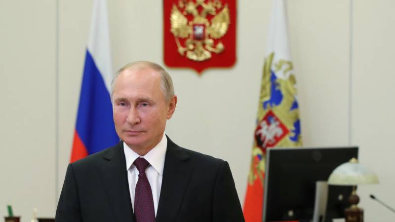 Putin 'concerned' over reports of foreign fighters in Karabakh