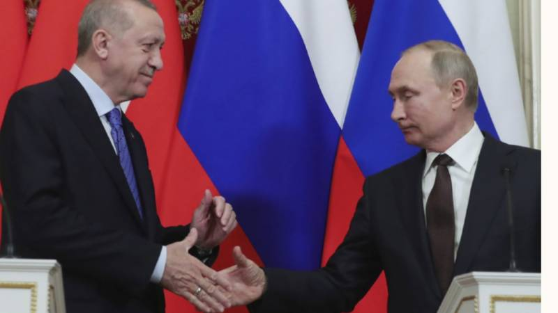 Russia says ready for 'close coordination' with Turkey on Karabakh