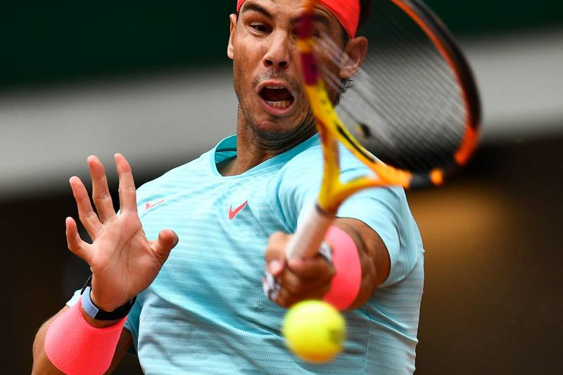 Untested Nadal expects tougher task as Halep eyes French Open revenge