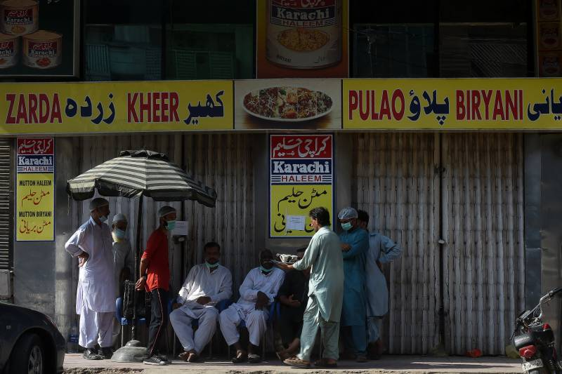 Pakistan corona deaths rise to 6,507 as India's tops 100,000