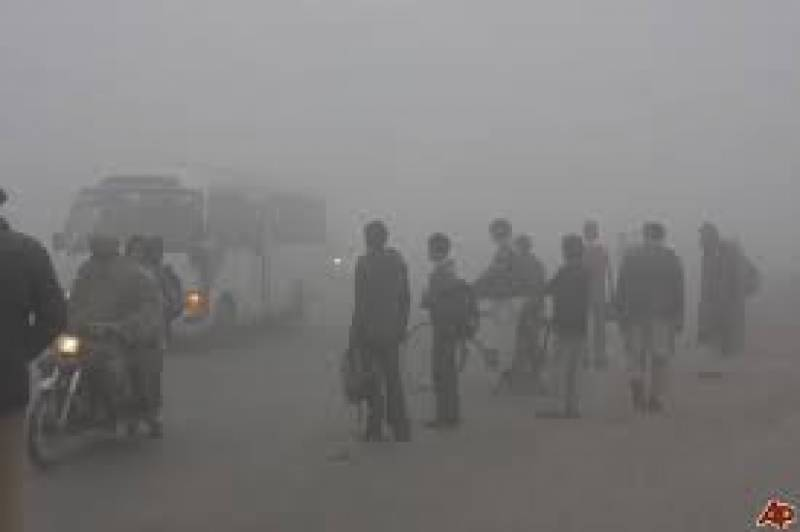 Seasonal weather outlook of Pakistan is dry with foggy conditions