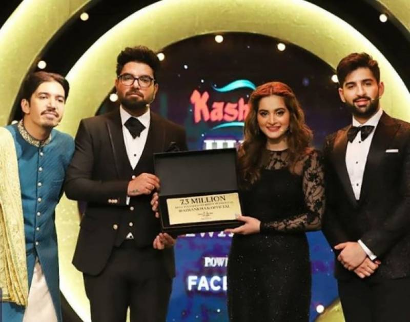 HUM social media awards: the complete list of winners