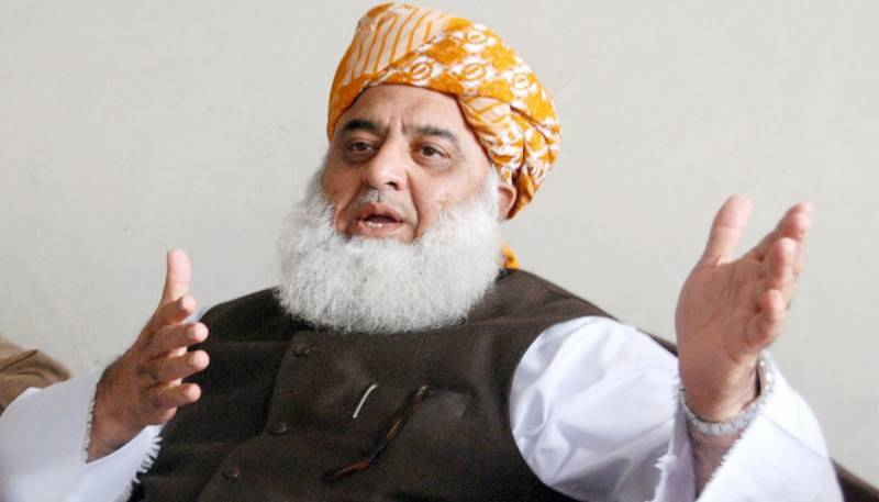 Moulana Fazl to head opposition's Pakistan Democratic Movement
