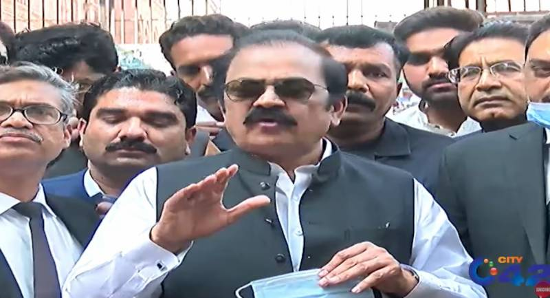 Rana Sana ridicules different NAB, ANF claims about his assets