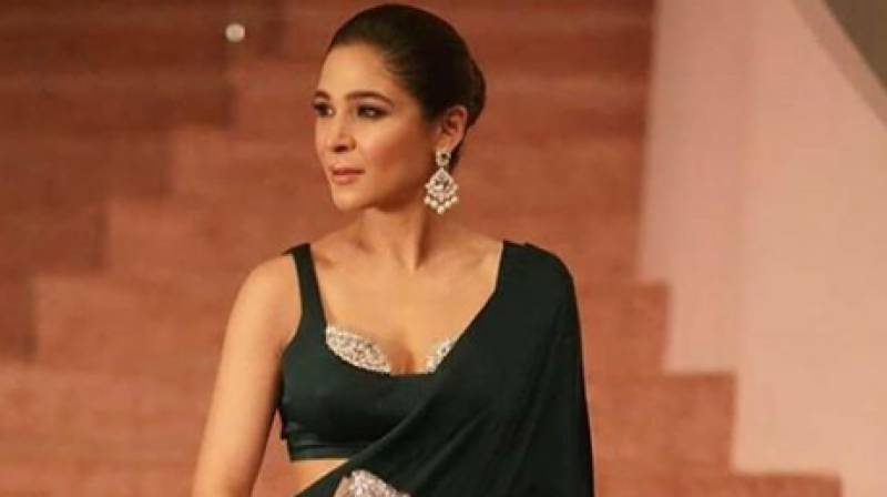 Ayesha Omar's new dance video in saree goes viral