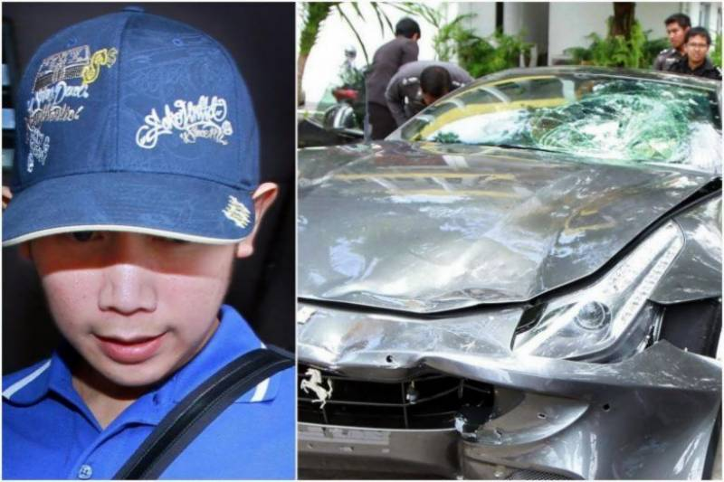 Interpol issues 'red notice' for Thai Red Bull heir over hit-and-run