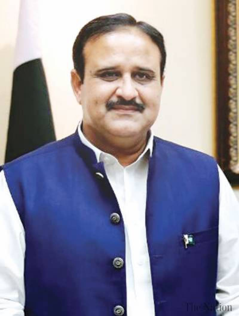 PTI holding corrupt politicians accountable: Buzdar