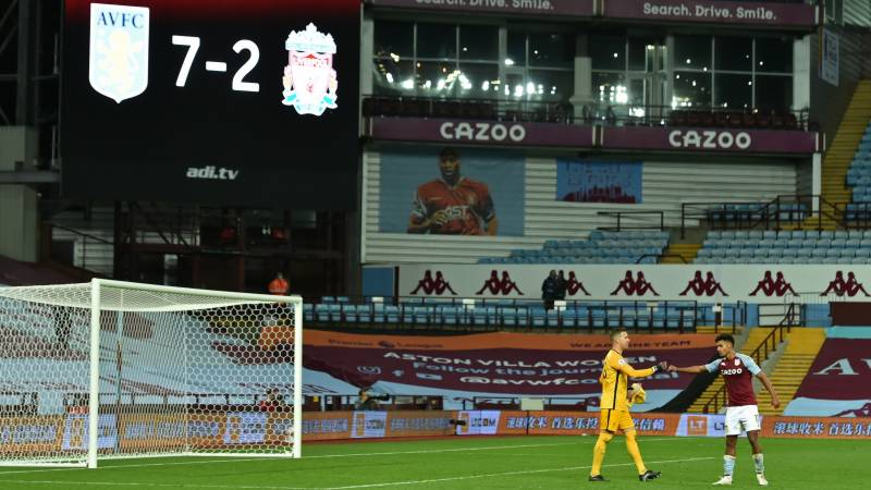 Liverpool, Man United humiliated as Premier League goes wild
