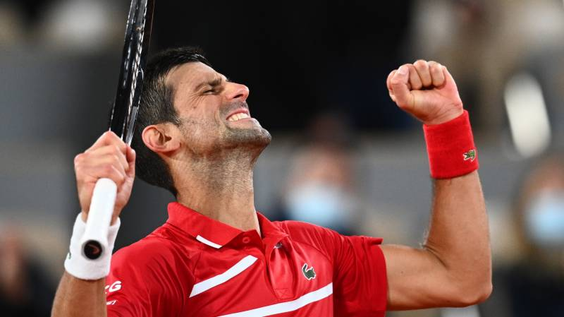 Djokovic wins 35th match of 2020, into 14th Roland Garros quarter-final