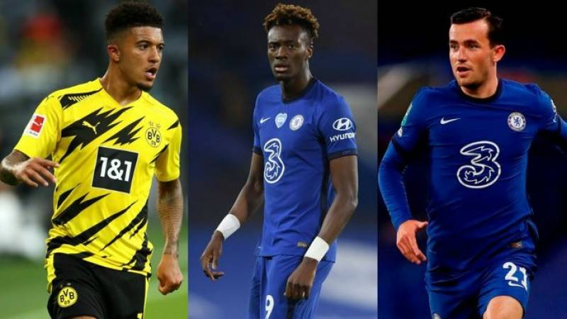 England delay arrival of Abraham, Chilwell and Sancho over alleged virus breach