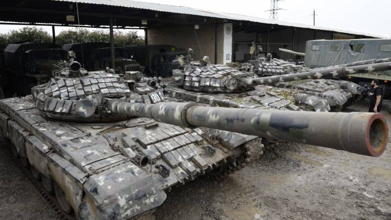 Fears grow for civilians as Karabakh fighting rages
