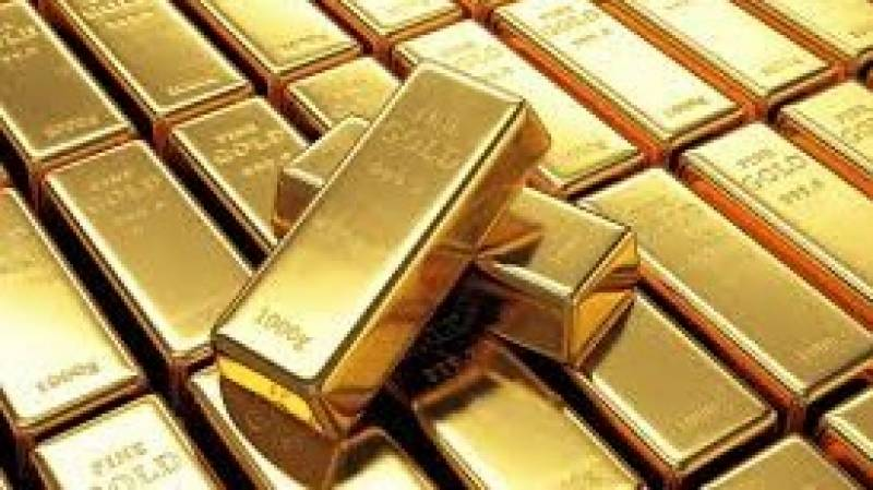 Gold price per tola increases in Pakistan