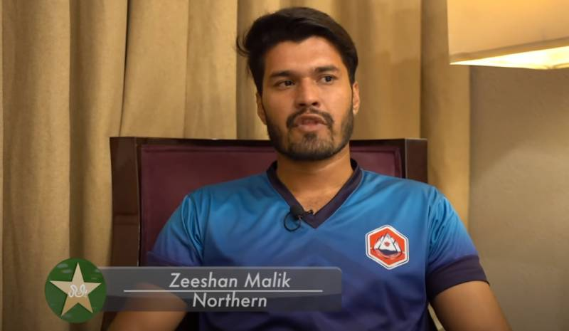 I work hard to attain my goals: Zeeshan Malik
